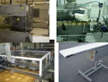 Машини за хранителна-вкусовата промишленост | ИВ ЕООД