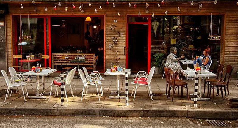 Соул фууд ресторант в сърцето на София | Ресторант БюфетЪ